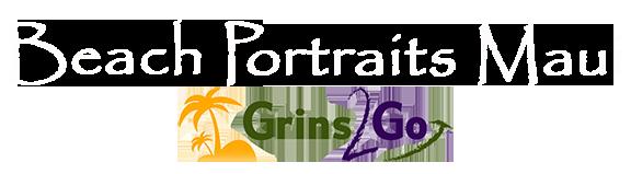 Beach Portraits Maui Retina Logo