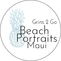 Beach Portraits Maui Logo